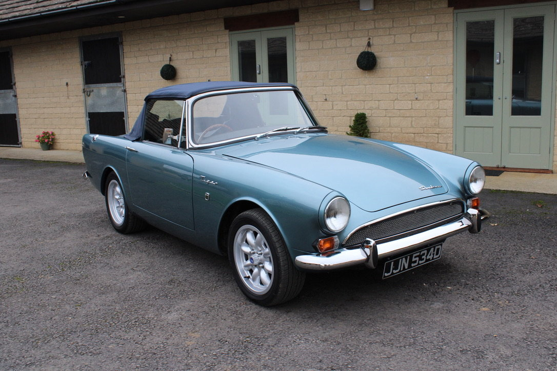 1966 SUNBEAM TIGER For Sale (picture 1 of 20)