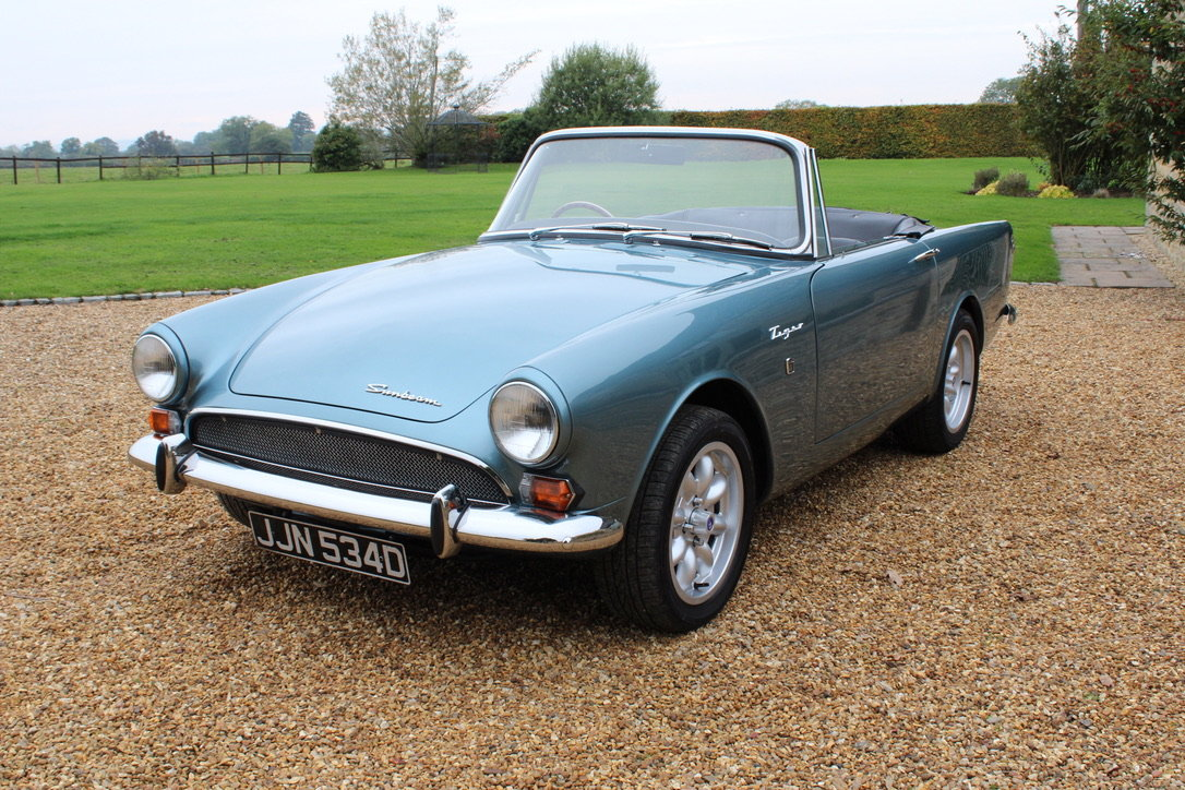 1966 SUNBEAM TIGER For Sale (picture 4 of 20)
