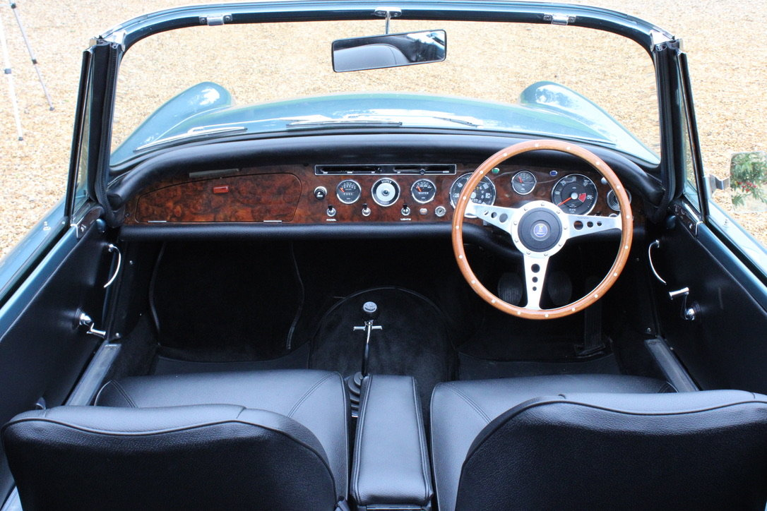 1966 SUNBEAM TIGER For Sale (picture 6 of 20)
