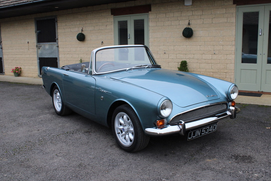 1966 SUNBEAM TIGER For Sale (picture 12 of 20)