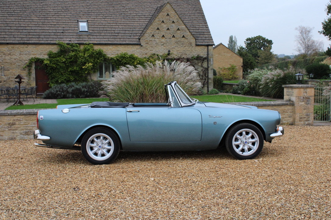 1966 SUNBEAM TIGER For Sale (picture 13 of 20)
