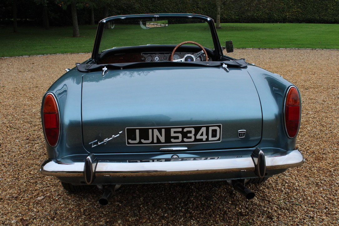 1966 SUNBEAM TIGER For Sale (picture 14 of 20)