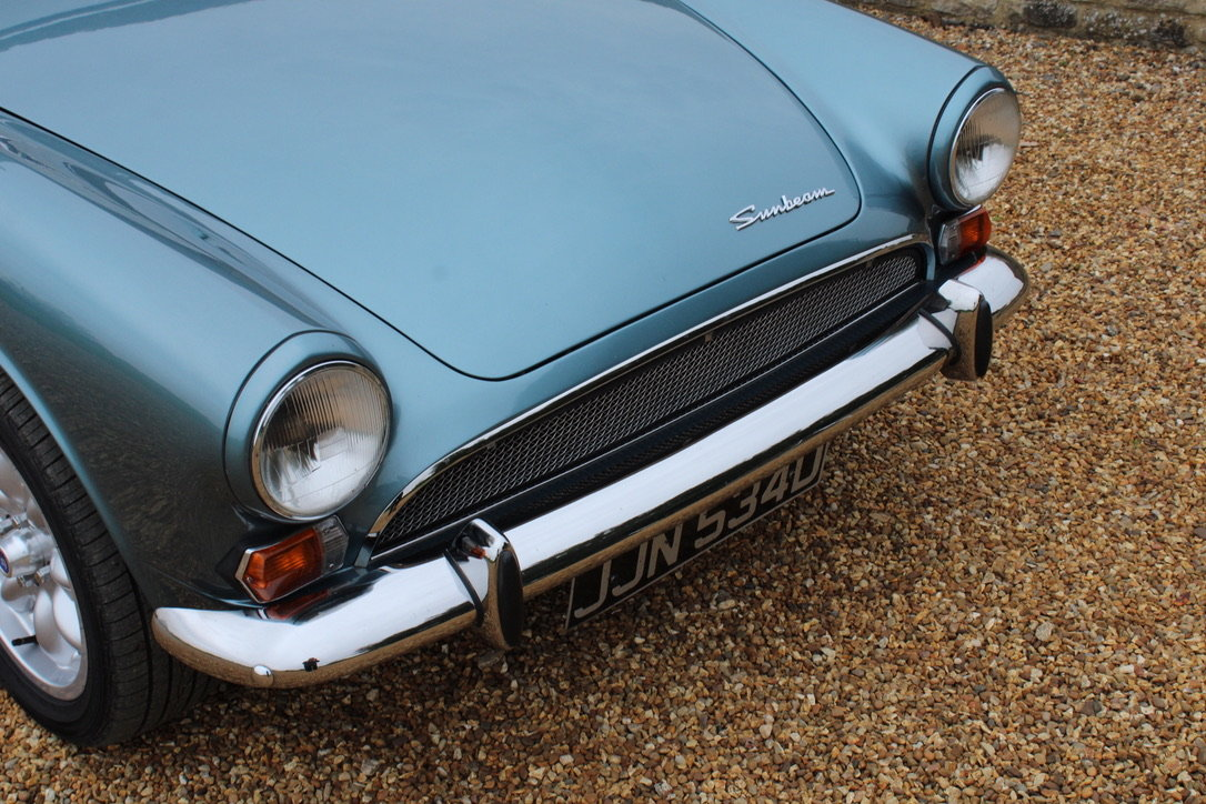 1966 SUNBEAM TIGER For Sale (picture 17 of 20)