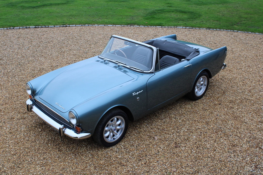 1966 SUNBEAM TIGER For Sale (picture 18 of 20)