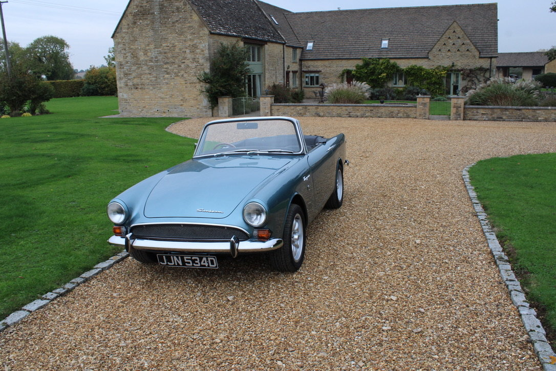 1966 SUNBEAM TIGER For Sale (picture 19 of 20)