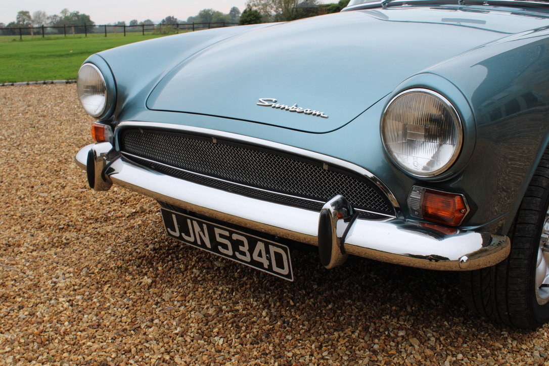 1966 SUNBEAM TIGER For Sale (picture 20 of 20)