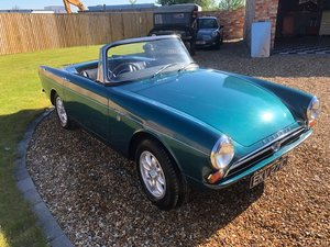1965 Sunbeam Tiger 29 years For Sale