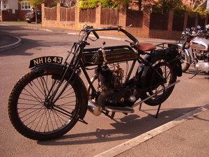 1915 Sunbeam 3 1/2HP