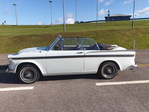 1960 Sunbeam convertible For Sale