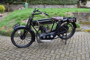 1915 Sunbeam 3 1/2 hp For Sale by Auction