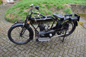 1914 Sunbeam 3 1/2 hp For Sale by Auction