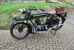 1924 Sunbeam Model 7 For Sale by Auction