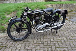 1927 Sunbeam Model 9/90 Special For Sale by Auction