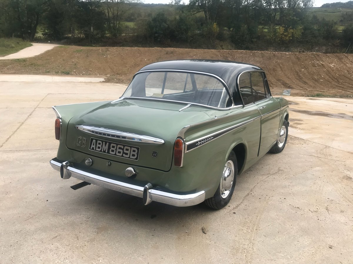 1964 Sunbeam Rapier MkIV For Sale (picture 2 of 7)