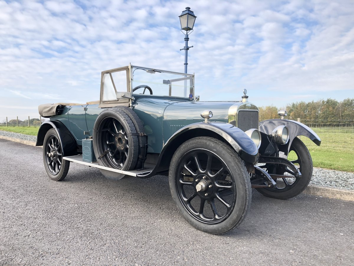 1923 Sunbeam 14 Fourteen Open Tourer 12.9hp  For Sale (picture 1 of 6)