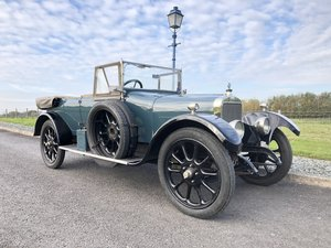 1923 Sunbeam 14 Fourteen Open Tourer 12.9hp