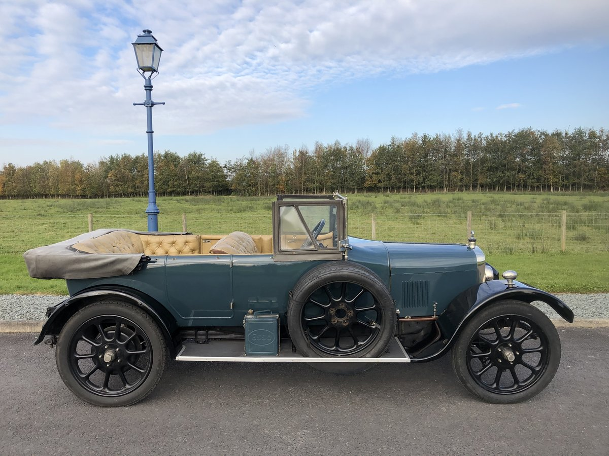 1923 Sunbeam 14 Fourteen Open Tourer 12.9hp  For Sale (picture 2 of 6)