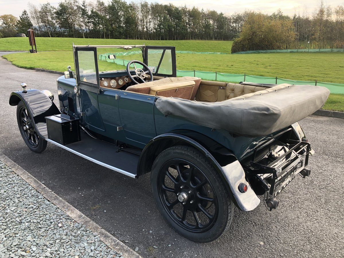 1923 Sunbeam 14 Fourteen Open Tourer 12.9hp  For Sale (picture 3 of 6)