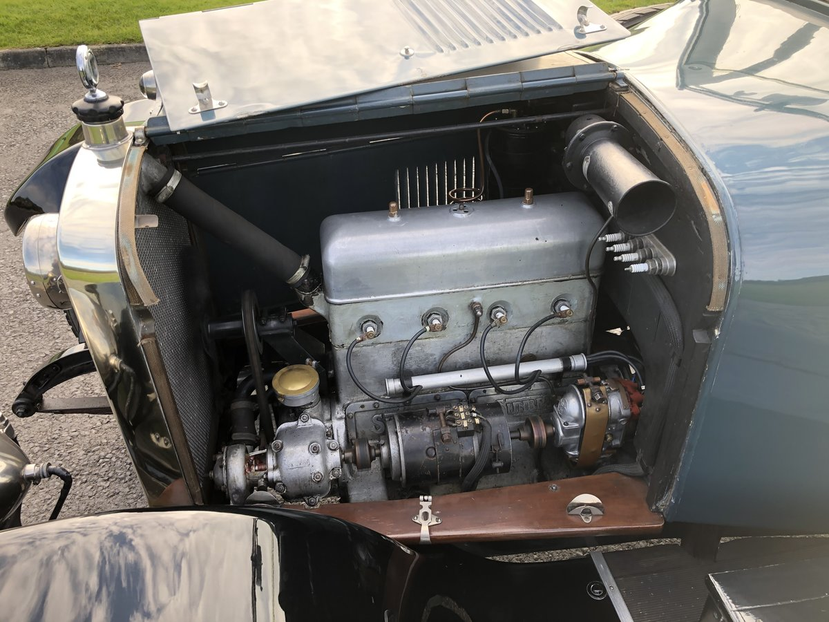 1923 Sunbeam 14 Fourteen Open Tourer 12.9hp  For Sale (picture 6 of 6)