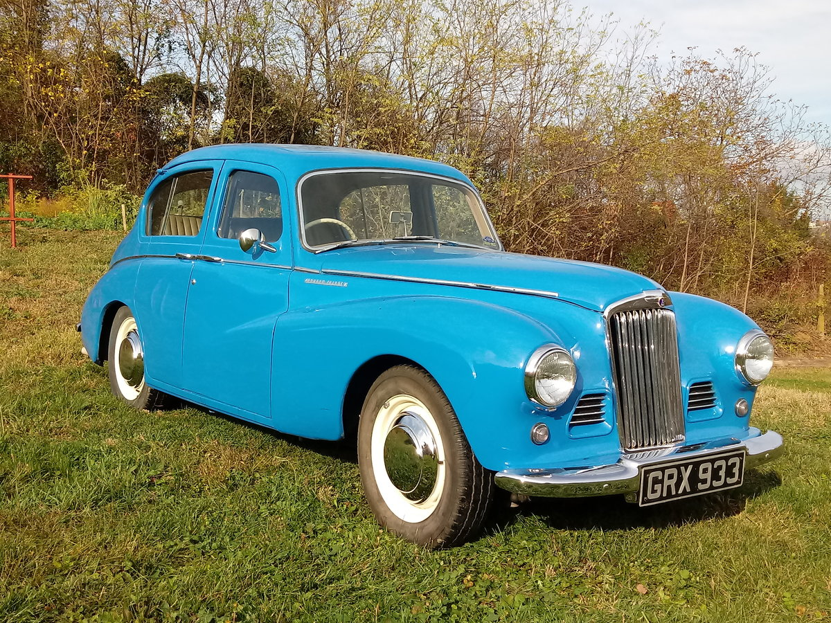 1952 Talbot 90 Daily driver For Sale (picture 1 of 6)