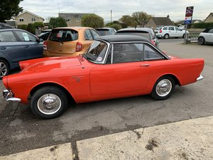 1964 Alpine mk iv last owner 35 yrs 3 previous keepers