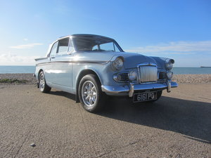 1959 Sunbeam Rapier Mk 111 Convertible For Sale