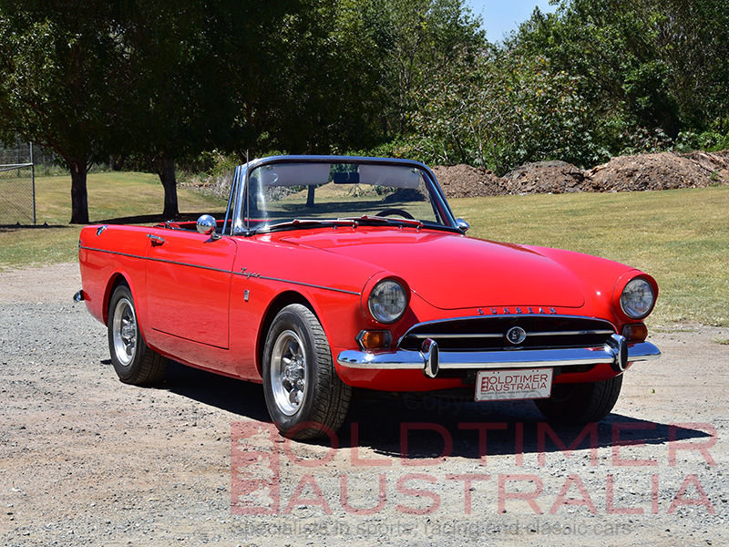 1964 Sunbeam Tiger  For Sale (picture 1 of 6)