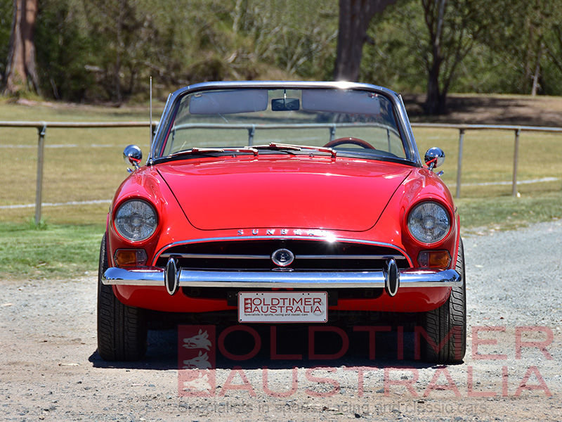 1964 Sunbeam Tiger  For Sale (picture 2 of 6)