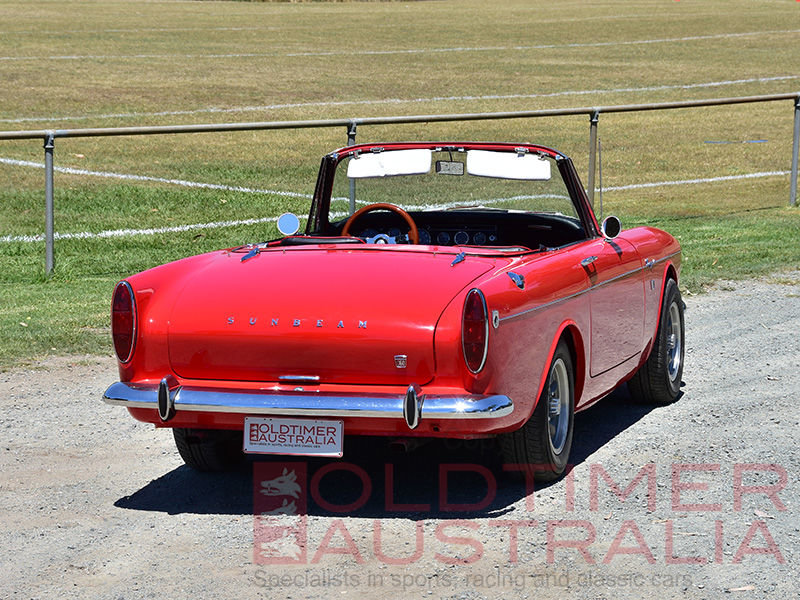 1964 Sunbeam Tiger  For Sale (picture 4 of 6)