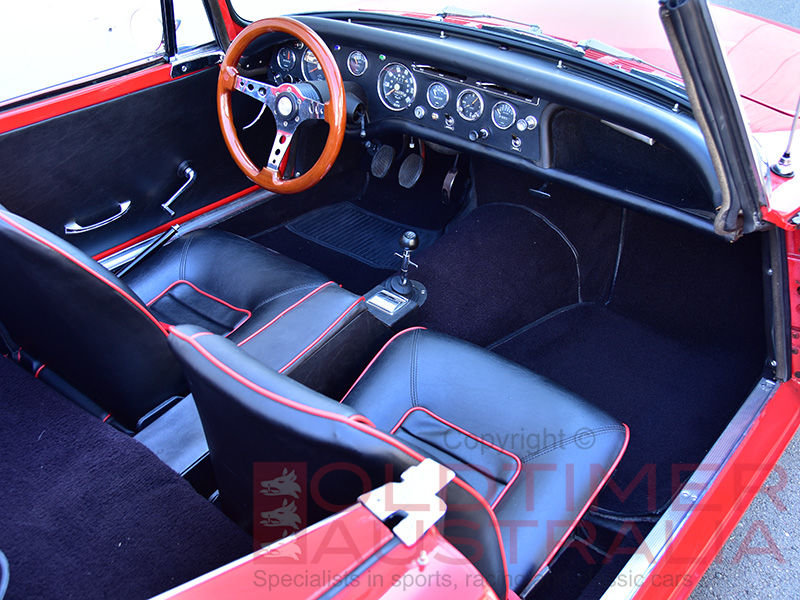 1964 Sunbeam Tiger  For Sale (picture 5 of 6)