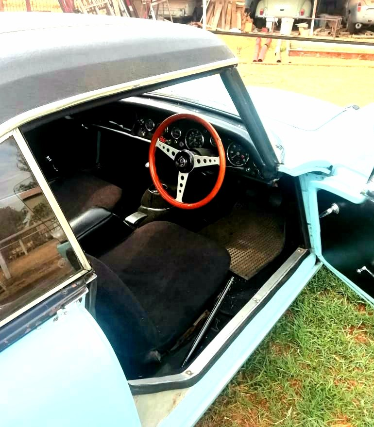 1963 Sunbeam Alpine For Sale (picture 5 of 5)
