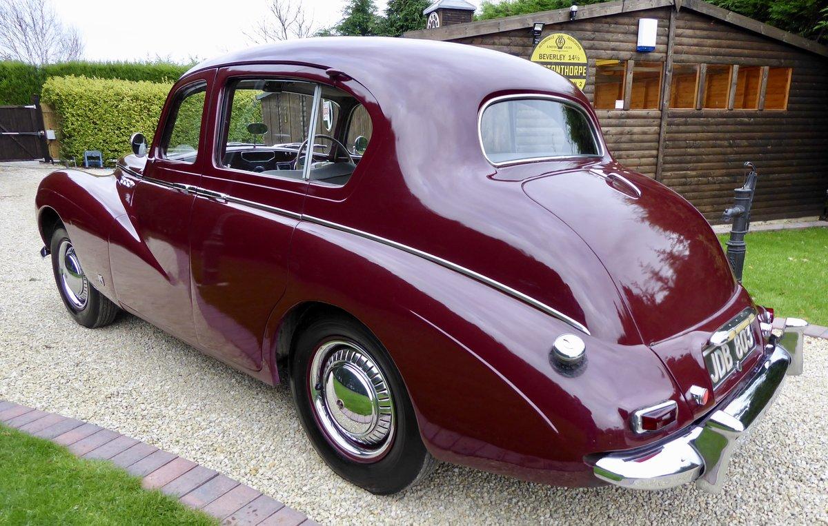 1955 Sunbeam MKIII   ( Supreme ) SOLD (picture 3 of 6)