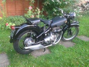 1949 Sumbeam S 8