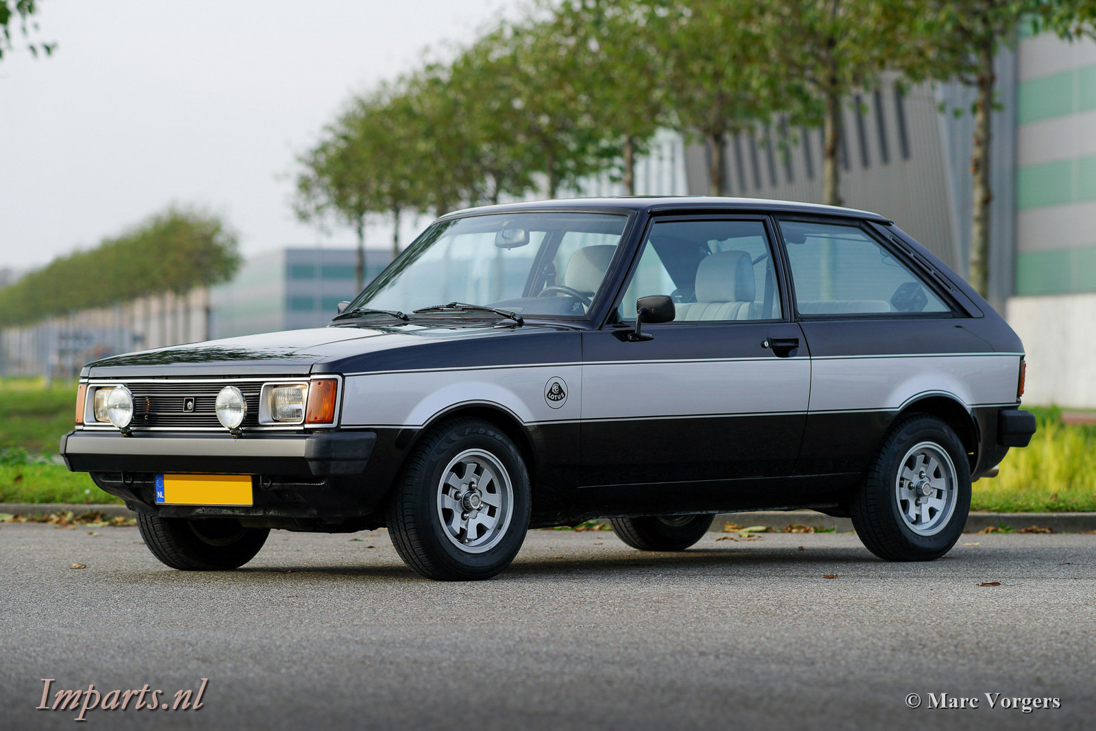 1980 Unique Talbot Sunbeam Lotus (LHD) For Sale (picture 1 of 6)