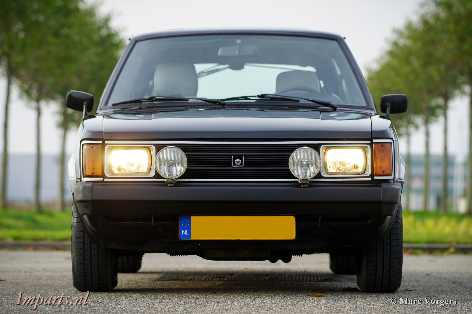 1980 Unique Talbot Sunbeam Lotus (LHD) For Sale (picture 6 of 6)