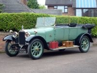 1920 Sunbeam 16hp Tourer For Sale