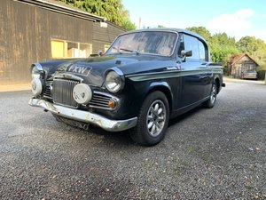 Sunbeam Rapier Historic Rally Car. For Sale
