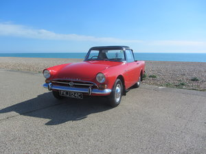 Sunbeam Alpine Series 1v 1965 For Sale