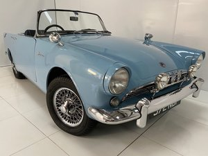 1963 Sunbeam Alpine Series Two (Fins) Pristine! For Sale