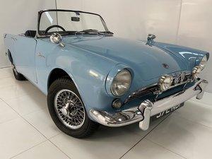 1963 Sunbeam Alpine Series Two (Fins) Pristine!