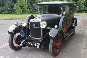 1928 Sunbeam 16hp Weymann Saloon - GORGEOUS For Sale