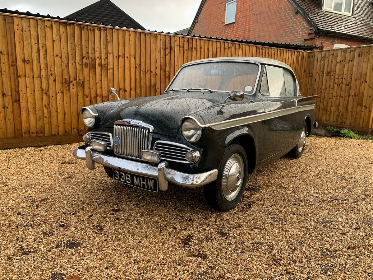 1961 Sunbeam Rapier Series 111A 1600 SOLD (picture 1 of 6)