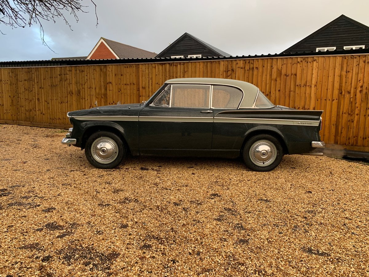 1961 Sunbeam Rapier Series 111A 1600 SOLD (picture 5 of 6)