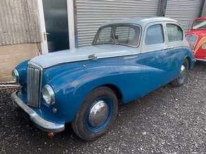 **REMAINS AVAILABLE** 1951 Sunbeam Talbot 90 For Sale by Auction