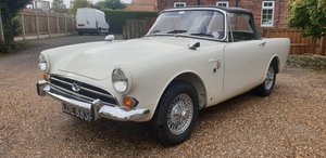 1968 Sunbeam Alpine For Sale by Auction