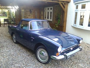 1966 SUNBEAM ALPINE  VERY NICE EXAMPLE