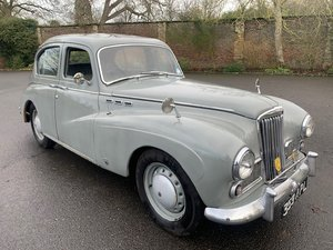1956 Sunbeam Talbot SOLD by Auction