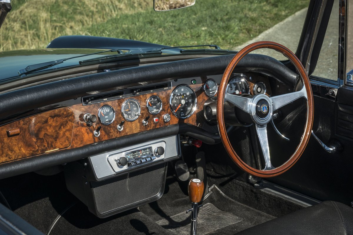 1967 1 of the Hartwell Six RHD Tigers - concourse - well known  For Sale (picture 4 of 6)