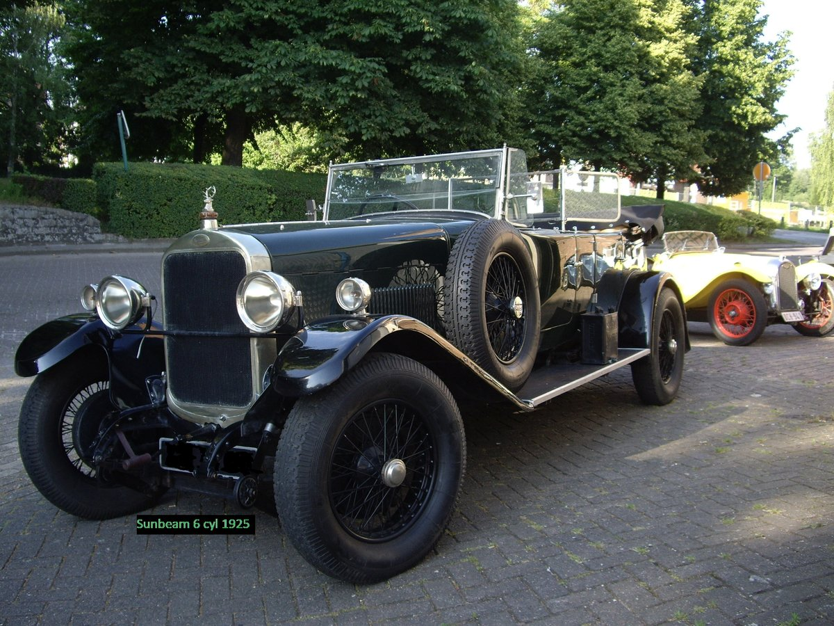 1925 Sunbeam 20/60 sports tourer  For Sale (picture 2 of 6)