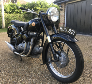 Picture of 1952 Sunbeam S8 Classic Motorbike